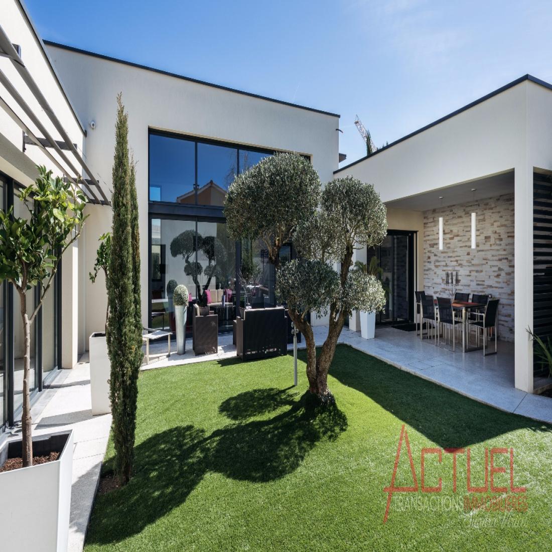 Vente Rare Maison Exceptionnelle D Architecte Sandra Viricel Immobilier