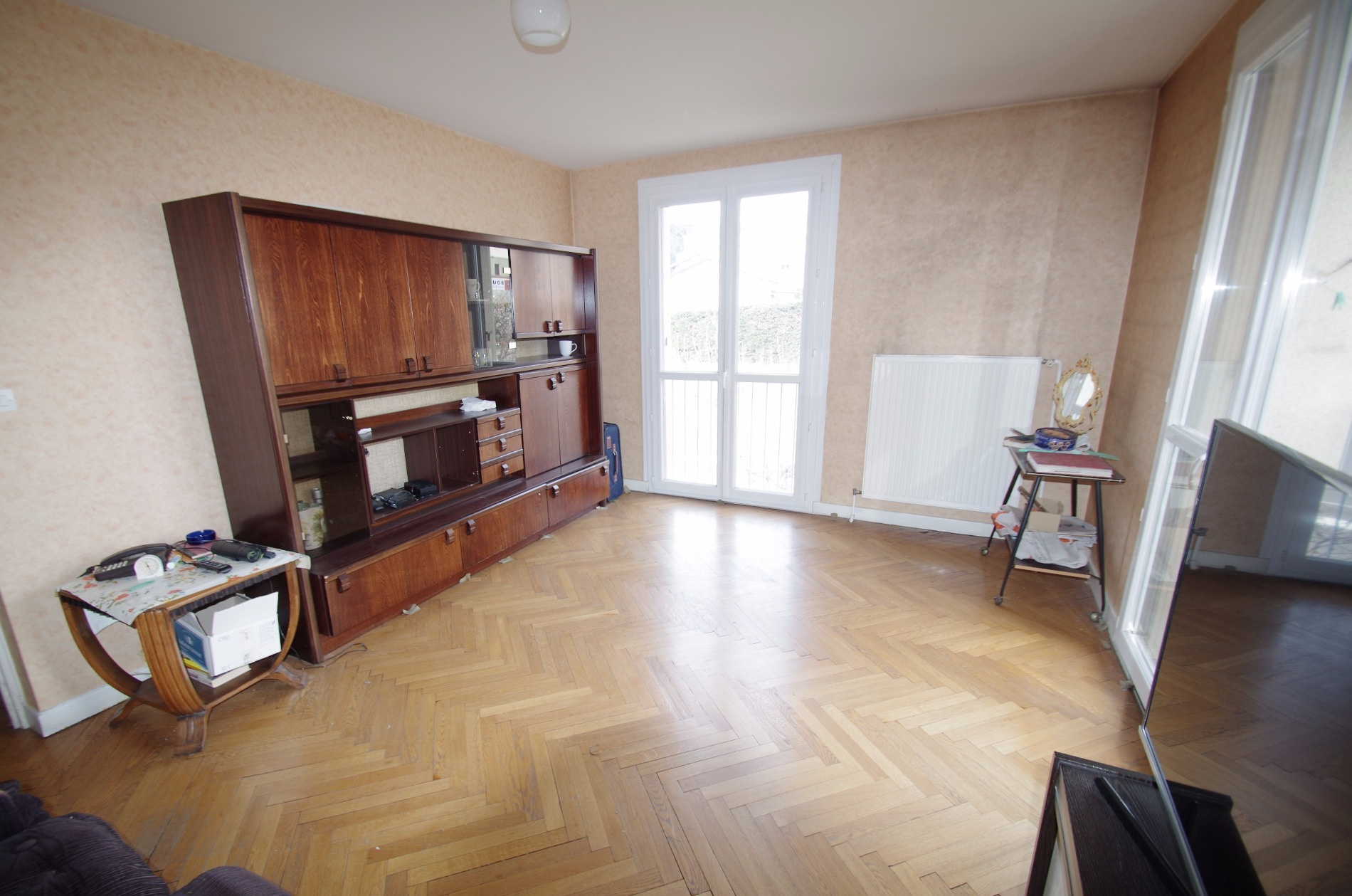 Vente appartement t4 lumineux a la mulatiere for Garage ad oullins